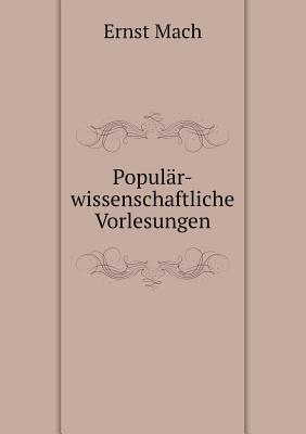 Popular-Wissenschaftliche Vorlesungen