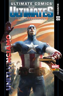Ultimate Comics: The Ultimates n. 8
