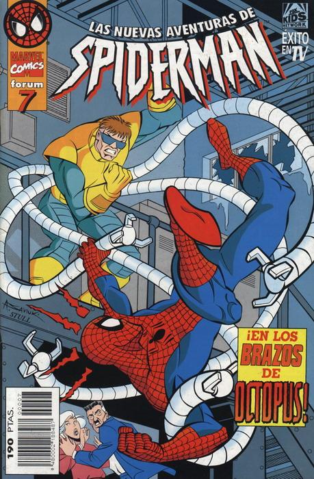 Las nuevas aventuras de Spiderman Vol.1 #7 (de 15)
