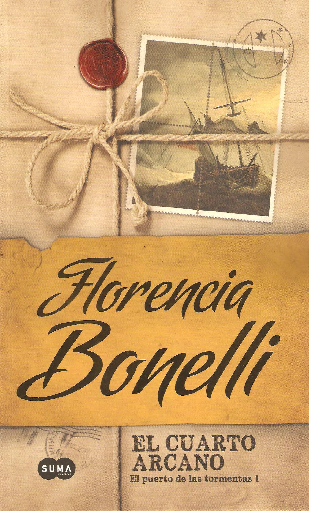 El cuarto arcano - Florencia Bonelli - 1 reseñas - Suma de letras ...