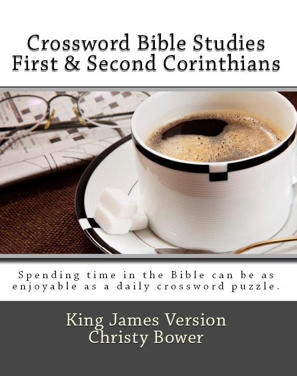Crossword Bible Studies: First & Second Corinthians