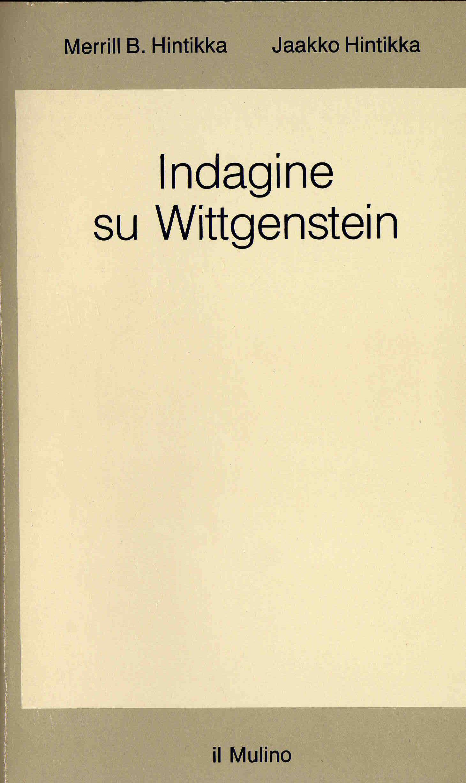 Indagine su Wittgens...