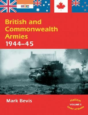 British and Commonwealth Armies 1944-45