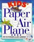 Kids' Paper Airplane Book