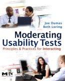 Moderating Usability...
