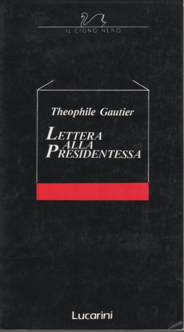 Lettera alla presidentessa