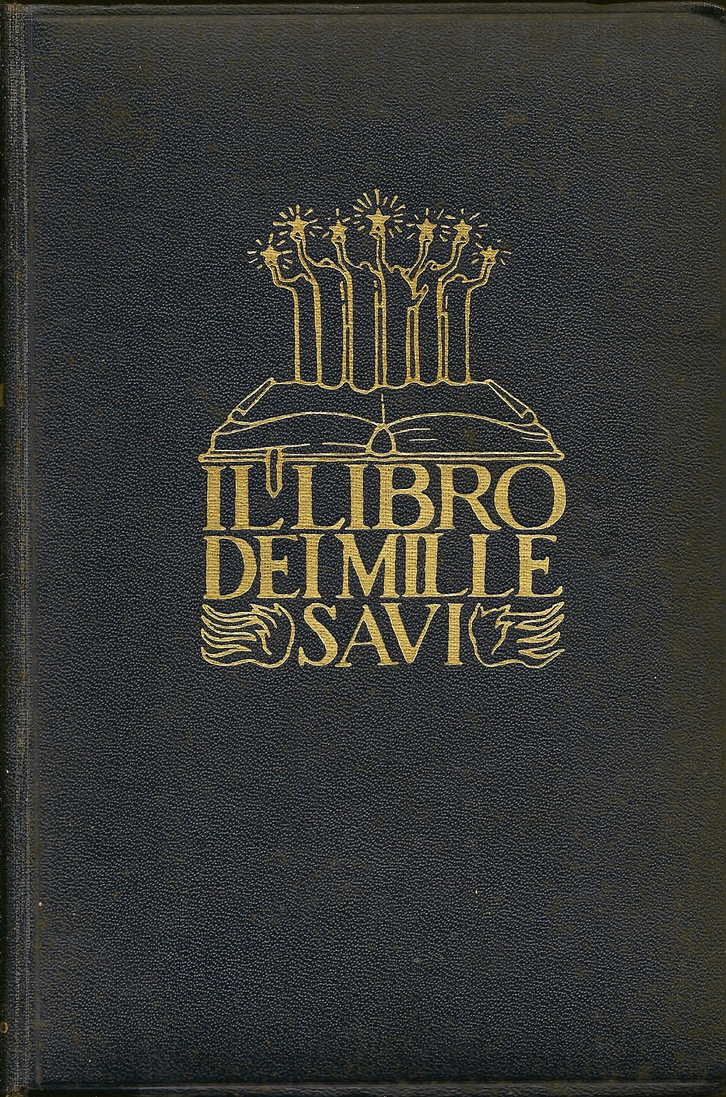 Il libro dei mille savi