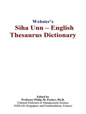 Webster's Siha Unn - English Thesaurus Dictionary
