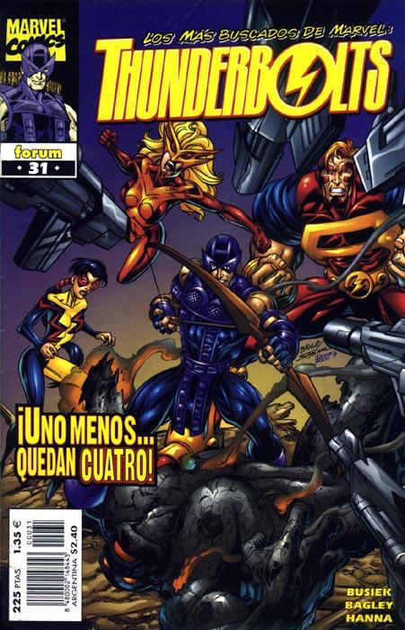 Thunderbolts Vol.1 #31 (de 40)