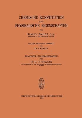 Chemische Konstitution Und Physikalische Eigenschaften