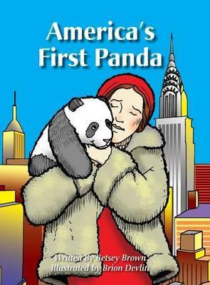 America's First Panda