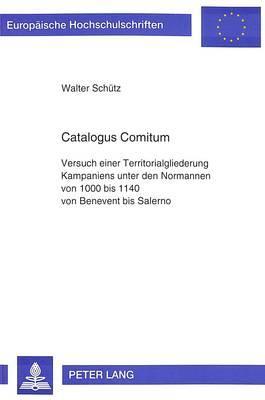 Catalogus Comitum
