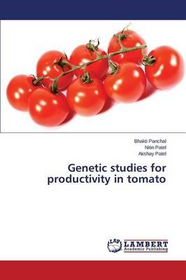 Genetic studies for productivity in tomato