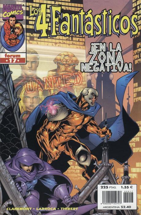 Los 4 Fantásticos Vol.3 #17 (de 34)