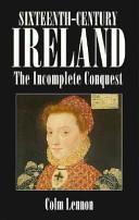 Sixteenth-Century Ireland