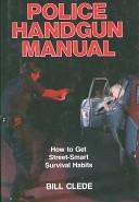 Police handgun manual