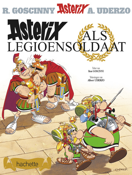 Asterix als legioens...