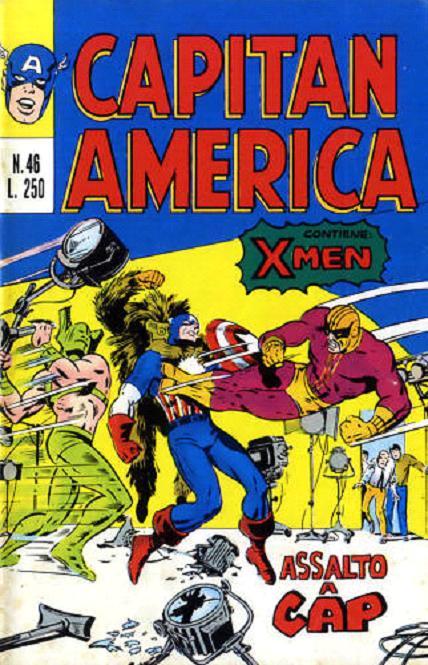 Capitan America n. 46
