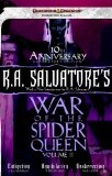 R.A. Salvatore's War...