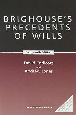Brighouse's Precedents of Wills