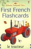 Farmyard Tales First Words in French Flashcards