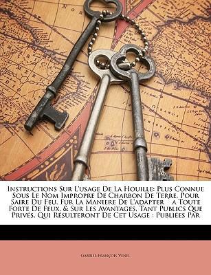 Instructions Sur L'Usage de La Houille