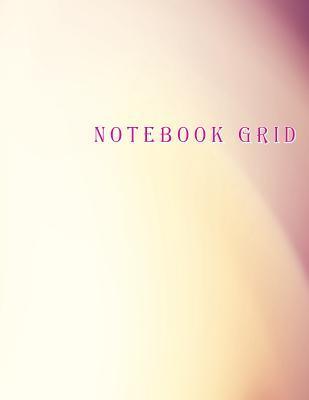 Warm Tones Grid Notebook