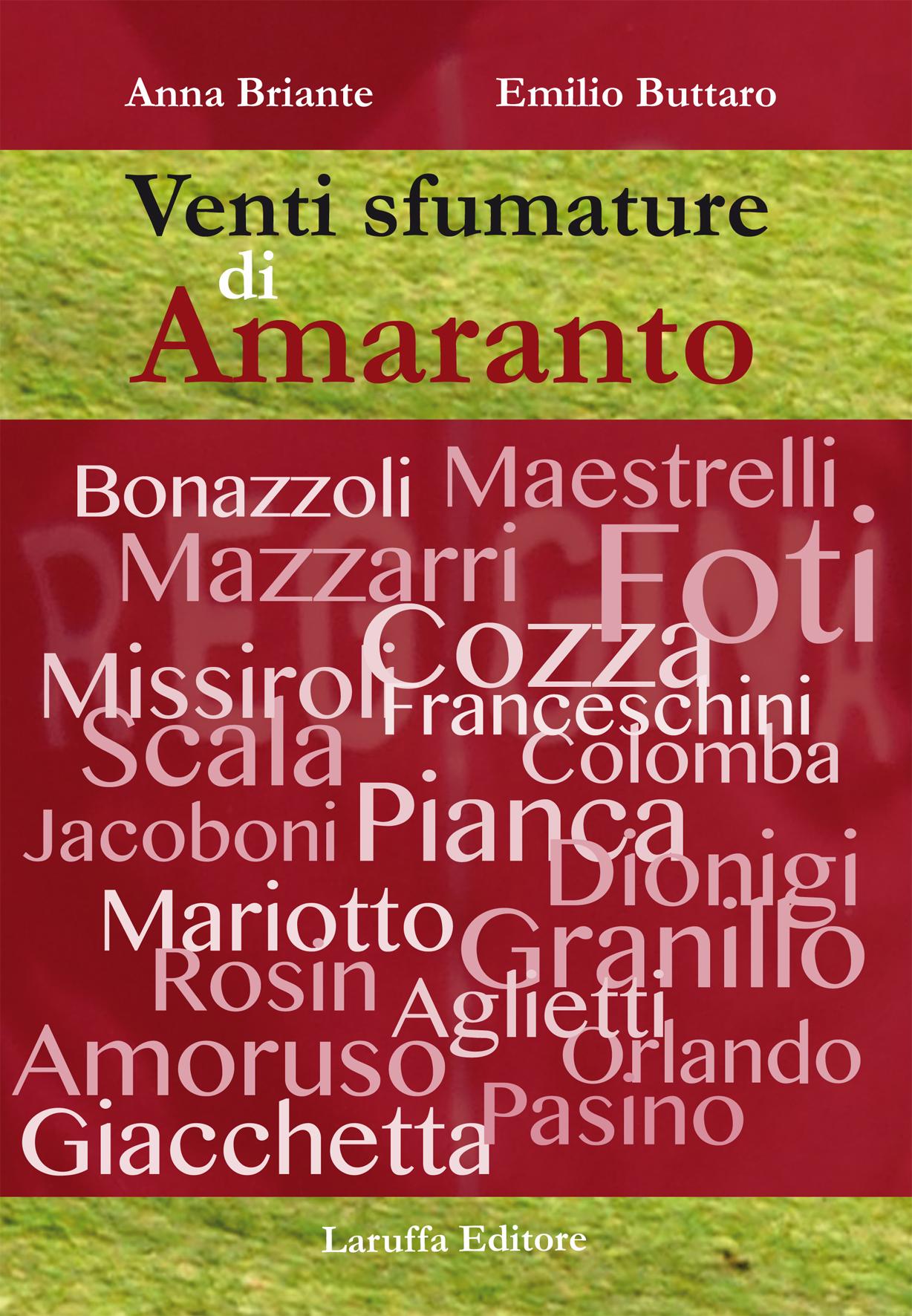 Venti sfumature di Amaranto