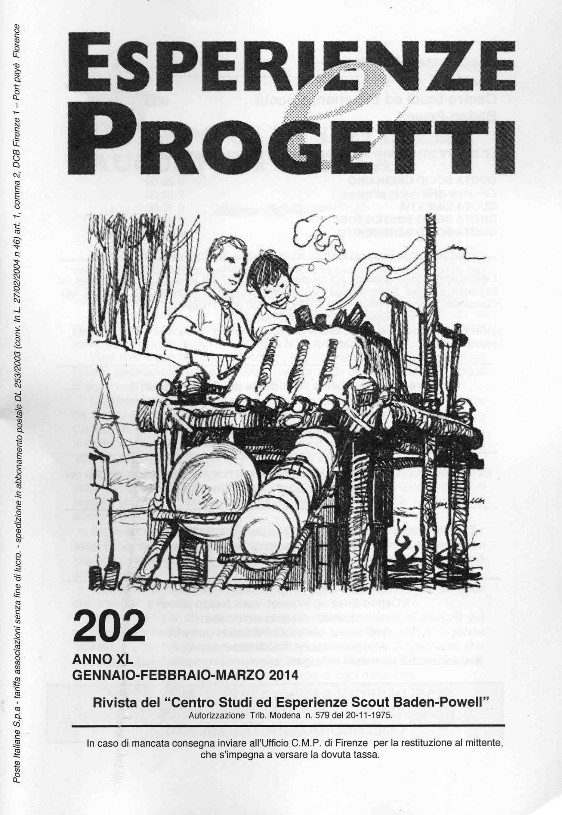 Esperienze & Progetti n. 202
