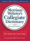 Merriam-Webster's Co...
