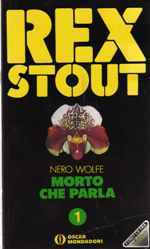 Nero Wolfe: Morto che parla