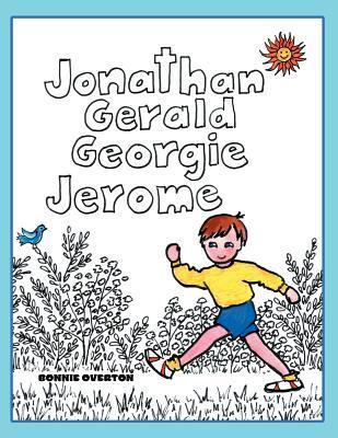 Jonathan Gerald Georgie Jerome