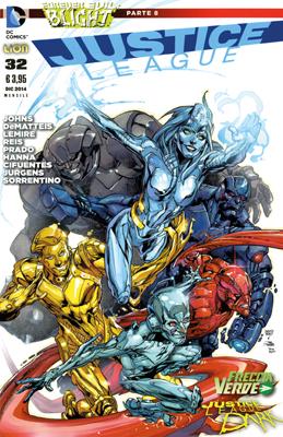 Justice League n. 32