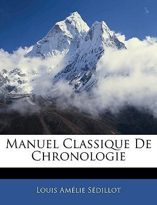 Manuel Classique de Chronologie
