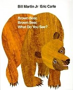 Brown bear, brown be...