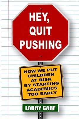 Hey, Quit Pushing