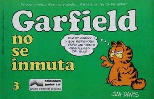 Garfield no se inmut...