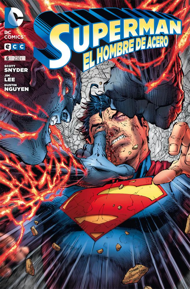 Superman, el hombre de acero #6