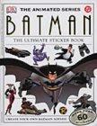 DC Animated Batman Sticker Book