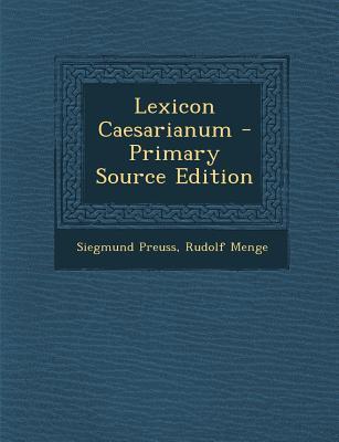 Lexicon Caesarianum