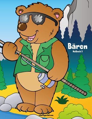 Bärenmalbuch 3