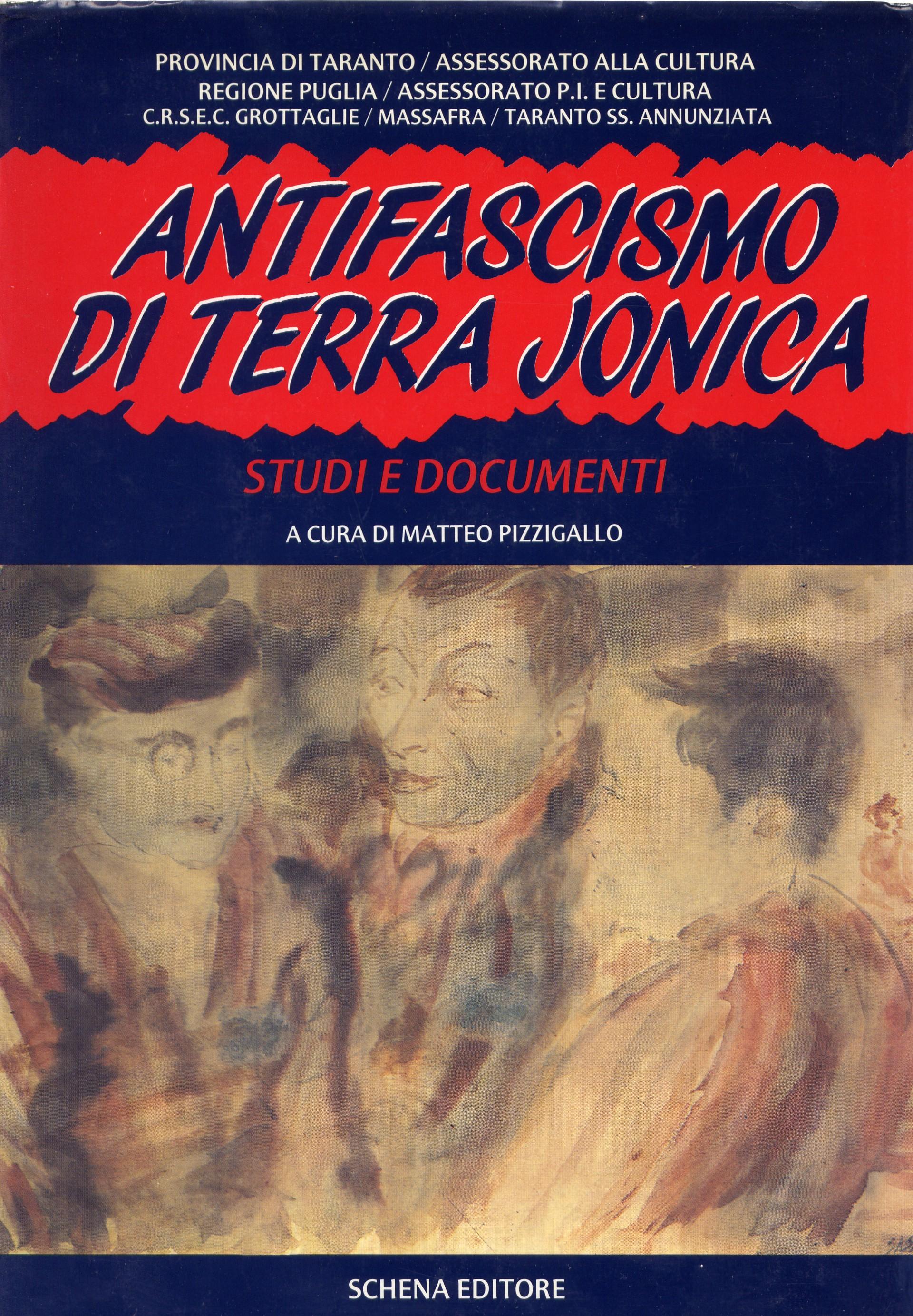 Antifascismo di terra jonica