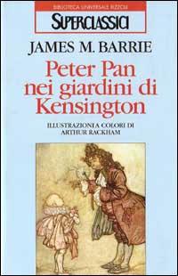 Peter Pan nei giardi...