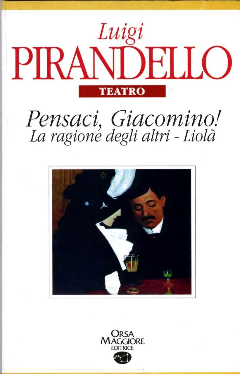 Pensaci Giacomino!