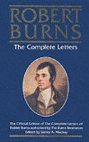 The Complete Letters of Robert Burns