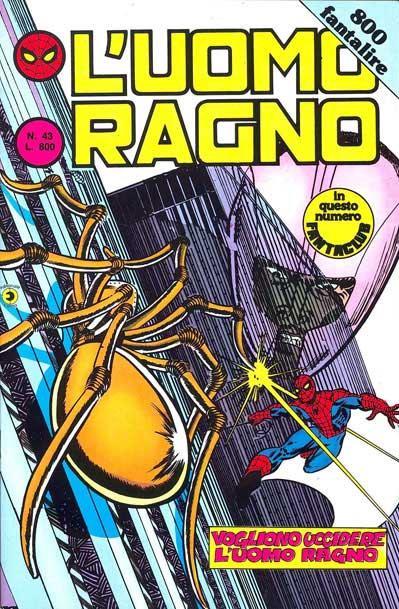 L'Uomo Ragno (2a serie) n. 43