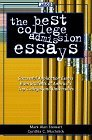 The Best College Admission Essays
