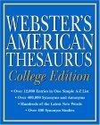 Webster's American T...
