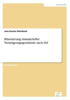 Bilanzierung immaterieller Vermögensgegenstände nach IAS