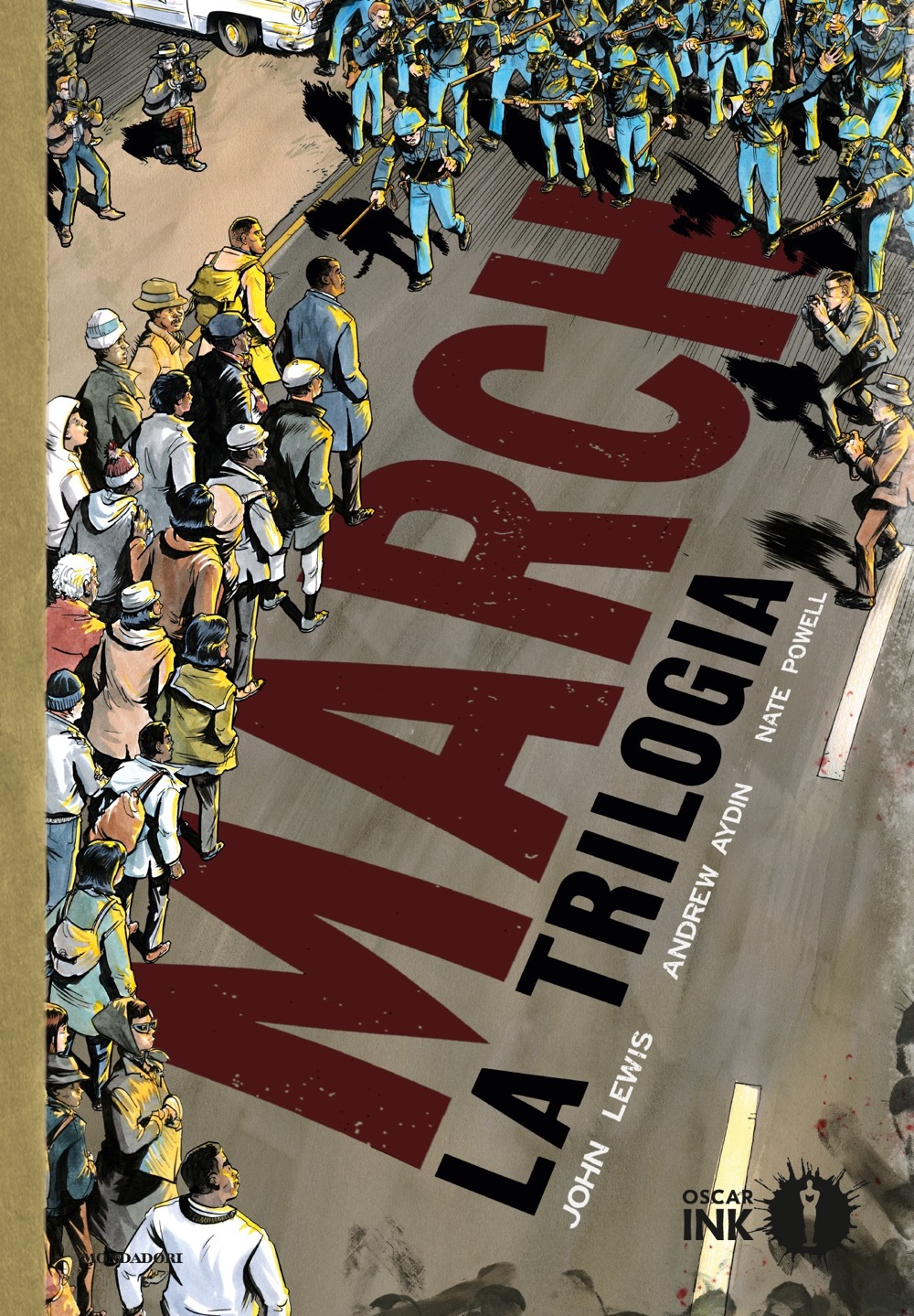 March. La trilogia